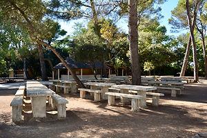 """Site en plein air """"Les Arènes"""" au Domaine de Sulauze"""