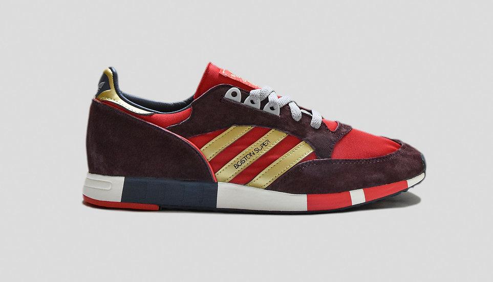 Adidas Boston Super Red/Gold