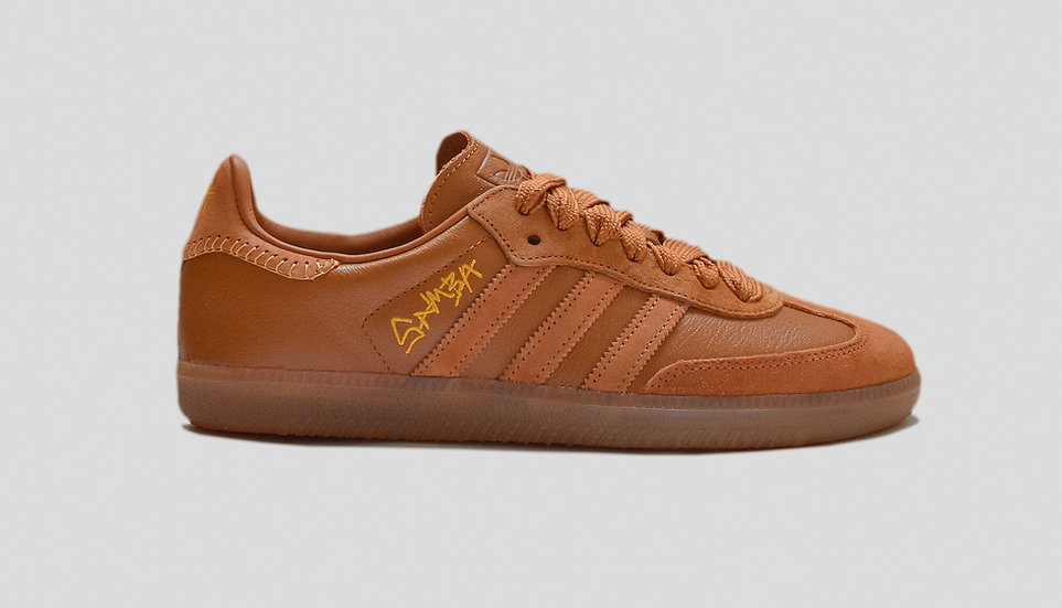 Adidas Samba X Jonah Hill Brown