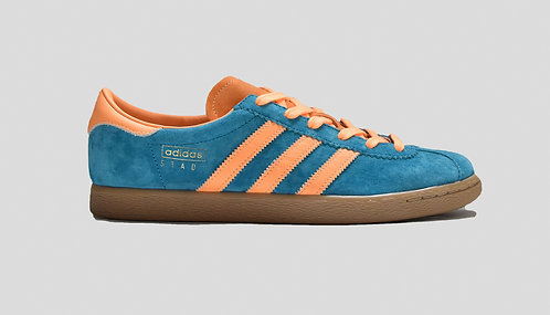 Adidas Stadt Teal/Orange