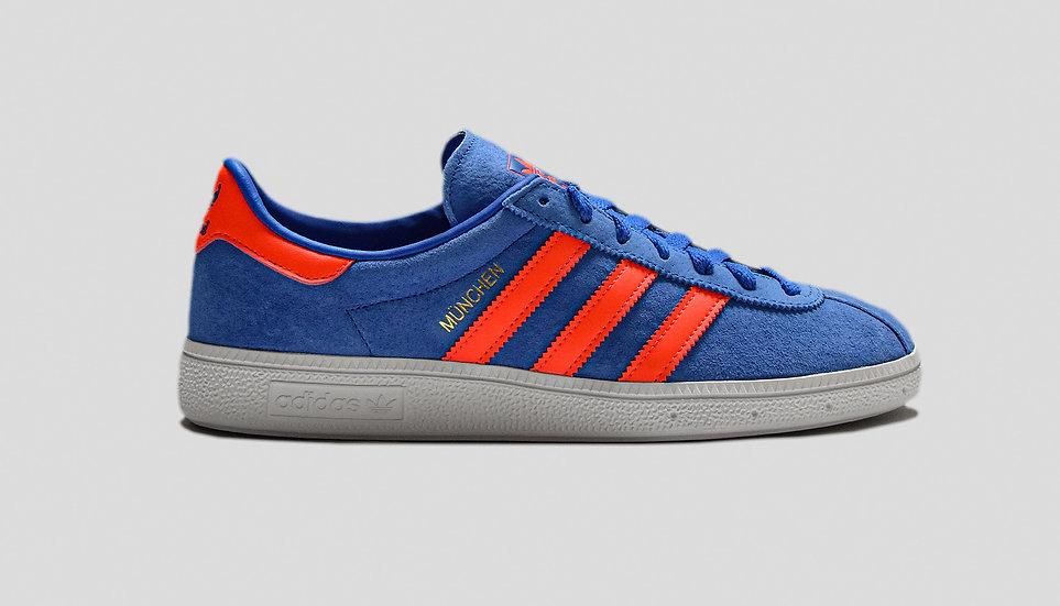 Adidas München Blue/Orange