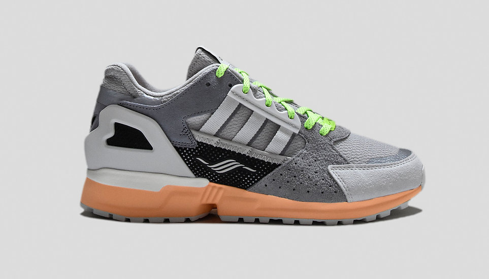Adidas ZX 10,000 C Grey/Orange