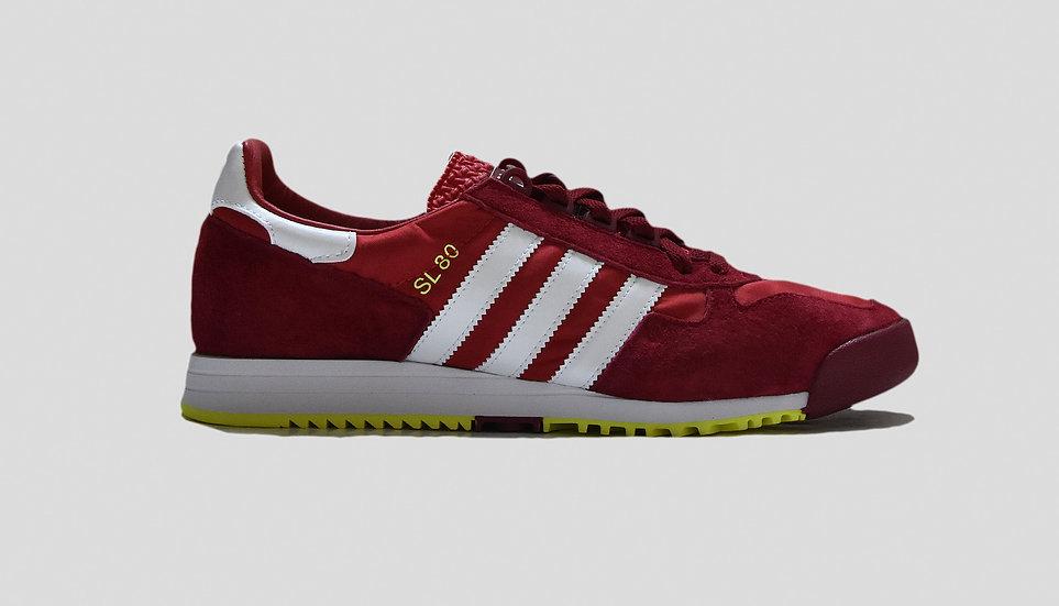 Adidas SL 80 Red/White