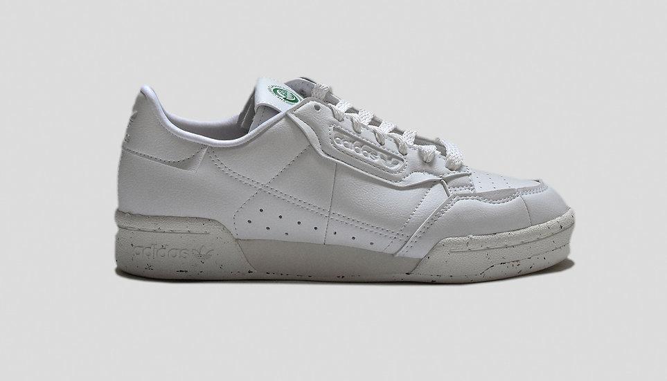 Adidas Continental 80 White Vegan