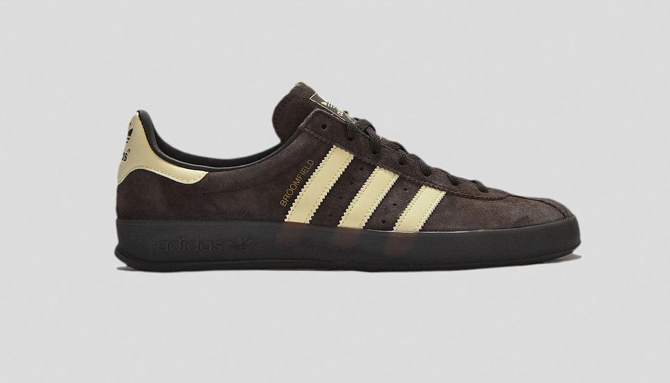 Adidas Broomfield Brown/Yellow
