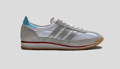 Adidas SL 72 White/Silver