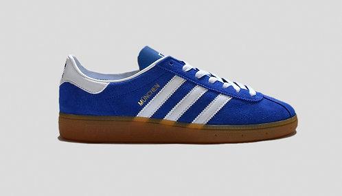 Adidas München Blue/White