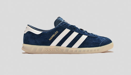 Adidas Hamburg Navy/White