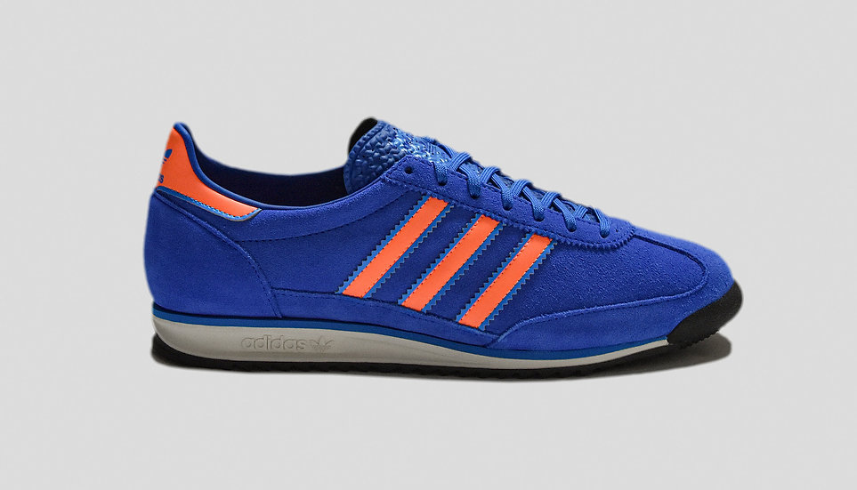 Adidas SL 72 Blue/Orange