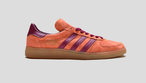 Adidas BC Trainer Orange/Purple