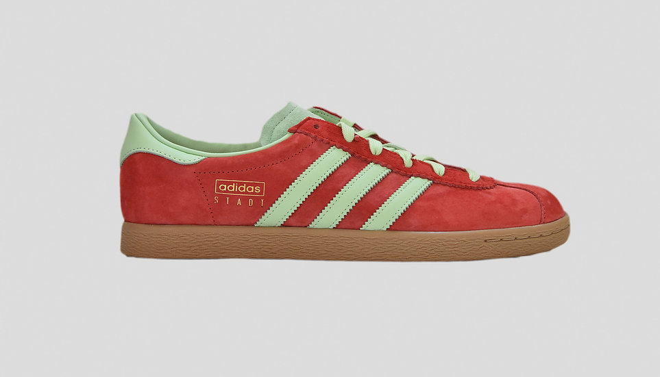 Adidas Stadt Red/Green