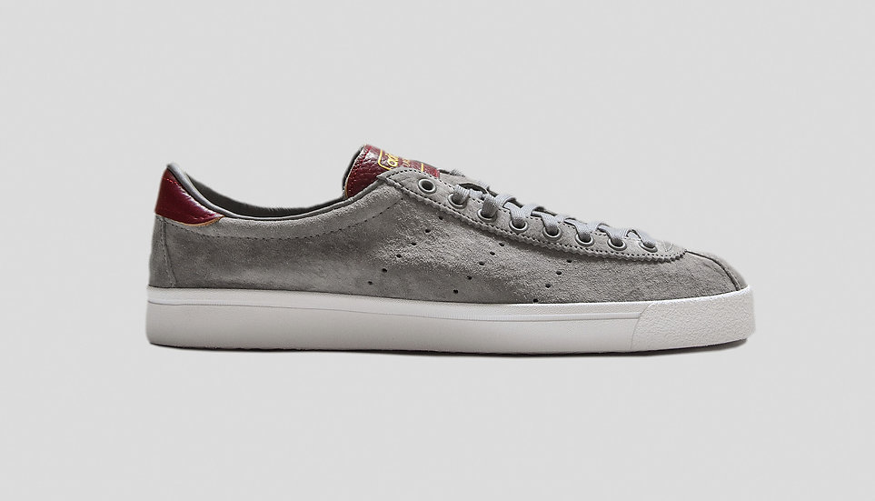 Adidas Lacombe Grey/Burgundy