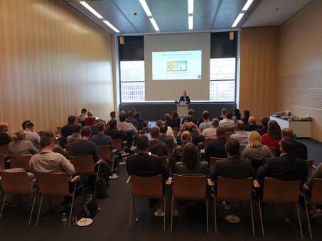CSAT auf dem Microsoft Business Summit 2019
