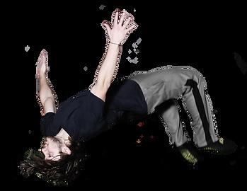 dude jumping