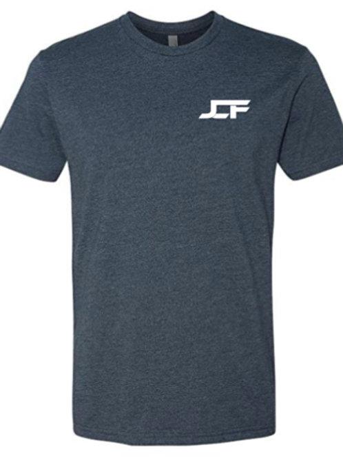 Classic Navy Blue JCF T-Shirt