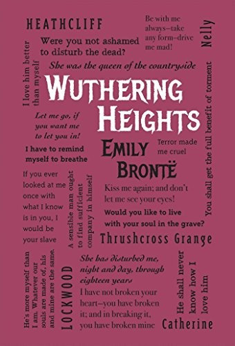 Emily Bronte—Wuthering Heights