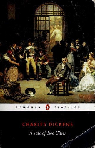 Charles Dickens—A Tale Of Two Cities