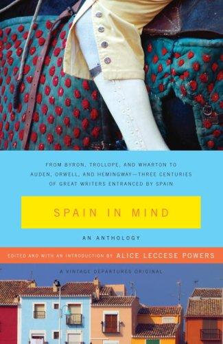 Alice Leccese Powers—Spain In Mind - An Anthology