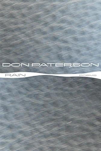 Don Paterson—Rain - Poems