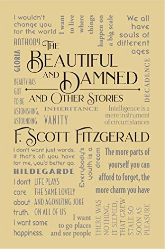 F. Scott Fitzgerald—Beautiful and Damned and Other Stories