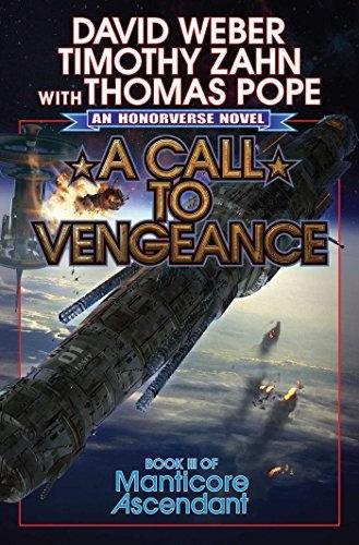 David Weber, Timothy Zahn—A Call To Vengeance