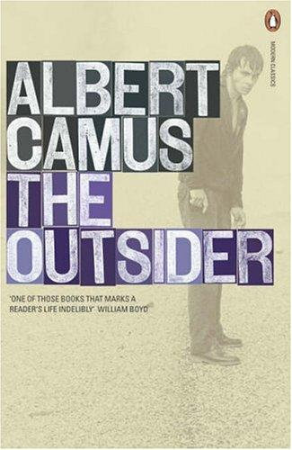 Albert Camus—The Outsider