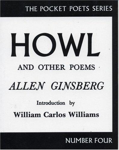 Allen Ginsberg—Howl And Other Poems - Pocket Poets Number 4