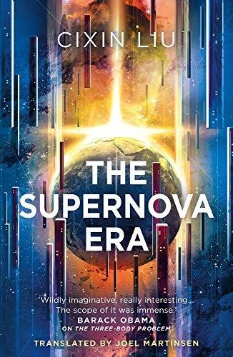 Cixin Liu—The Supernova Era