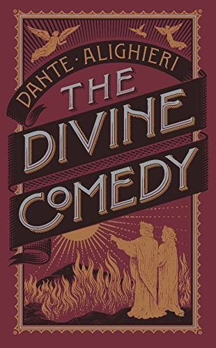 Dante Alighieri—Divine Comedy - Leatherbound