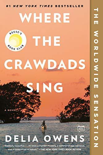 Delia Owens—Where The Crawdads Sing