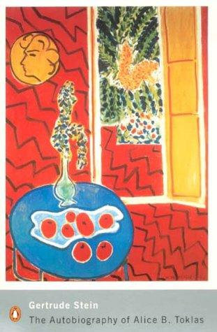 Gertrude Stein—The Autobiography Of Alice B. Toklas