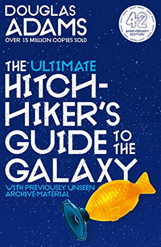 Adams, Douglas—The Ultimate Hitchhiker's Guide to Galaxy