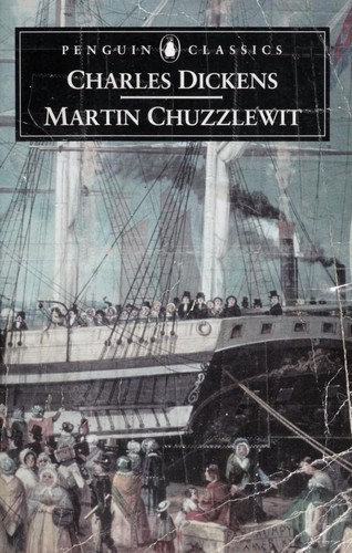 Charles Dickens—Martin Chuzzlewit