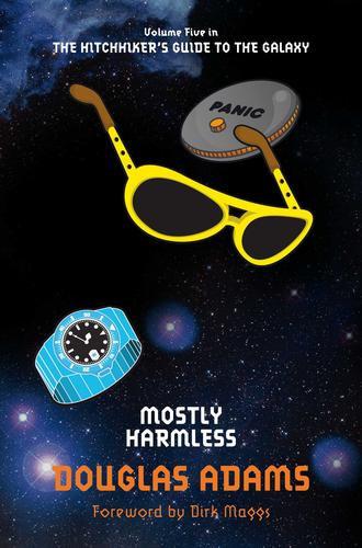 Douglas Adams—Mostly Harmless