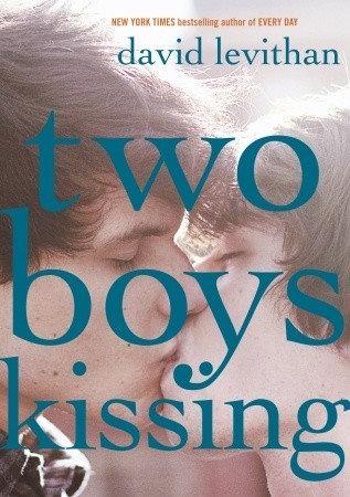 David Levithan—Two Boys Kissing