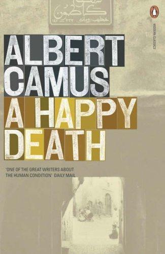 Albert Camus—A Happy Death