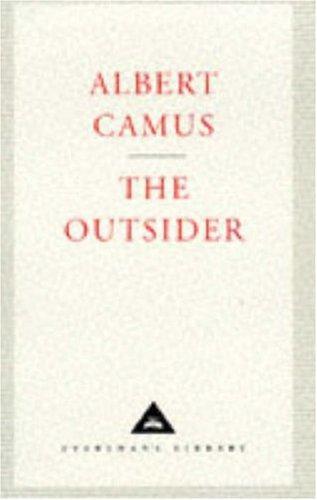 Albert Camus, Peter Dunwoodie—The Outsider