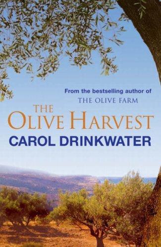 Carol Drinkwater—The Olive Harvest