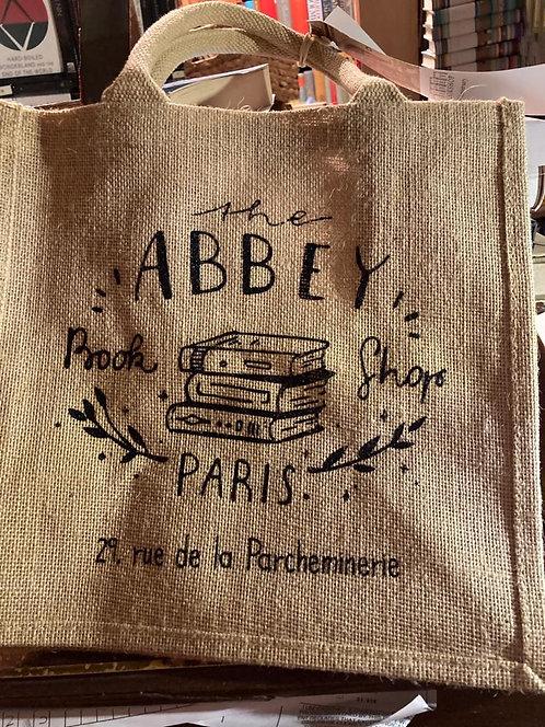 Abbey Bookshop Bookbag