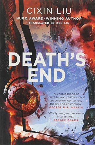 Cixin Liu—The Three-Body Problem 3. Death's End