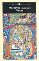 Brian Stone—Medieval English Verse