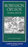 Daniel Defoe, Michael Shinagel—Robinson Crusoe - An Authoritative Text, Context