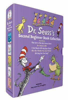 Dr. Seuss, Random House—Dr. Seuss's Second Beginner Book Collection