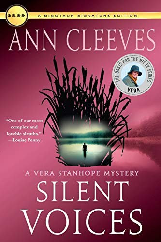 Ann Cleeves—Silent Voices - A Vera Stanhope Mystery