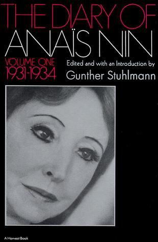 Anaïs Nin—The Diary of Anaïs Nin: 1931-1934