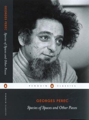 Georges Perec, John Sturrock—Species Of Spaces And Other Pieces
