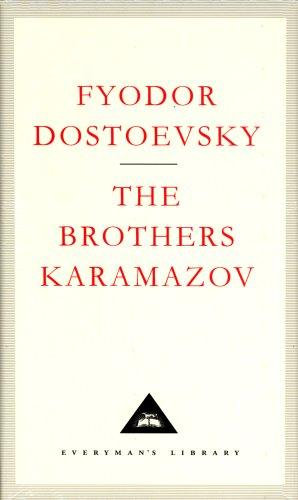 Fyodor Dostoyevsky, Larissa Volokhonsky, Malcolm V. Jones—The Brothers Karamazo