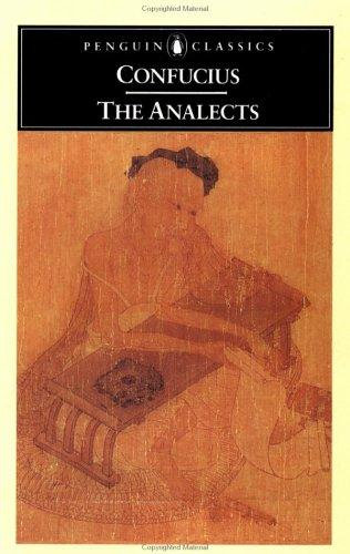 Confucius—The Analects