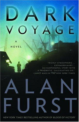 Alan Furst—Dark Voyage - A Novel