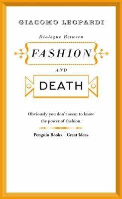 Giacomo Leopardi—Dialogue Between Fashion And Death